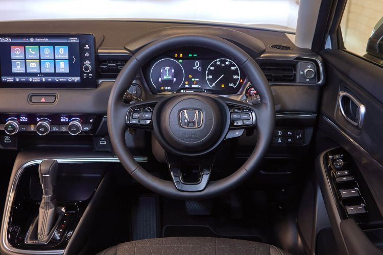Honda Hr V 2022 14