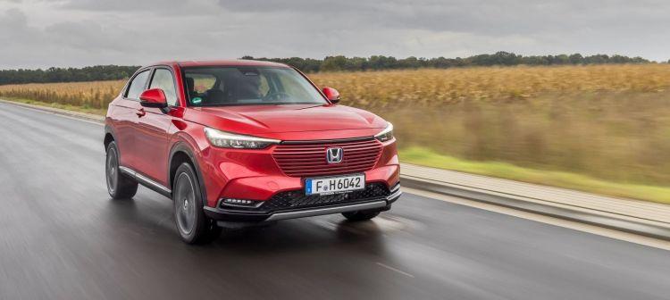 2021 Honda Hr V E:hev