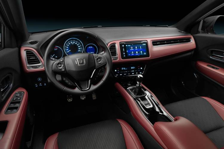 Honda Announces New Hr V Sport With 1.5 Vtec Turbo Engine
