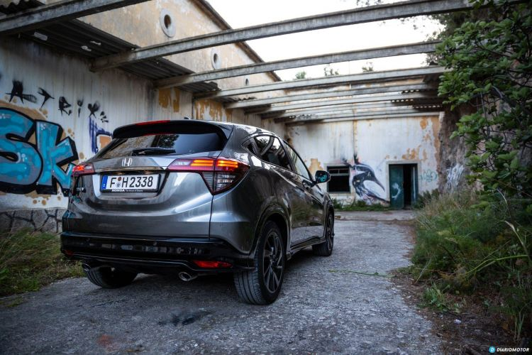 Honda Hr V Sport Prueba 20