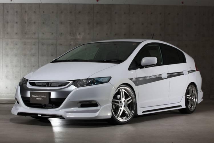 Honda Insight por Tommy Kaira
