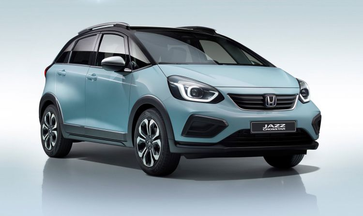 Honda Jazz 2020 03