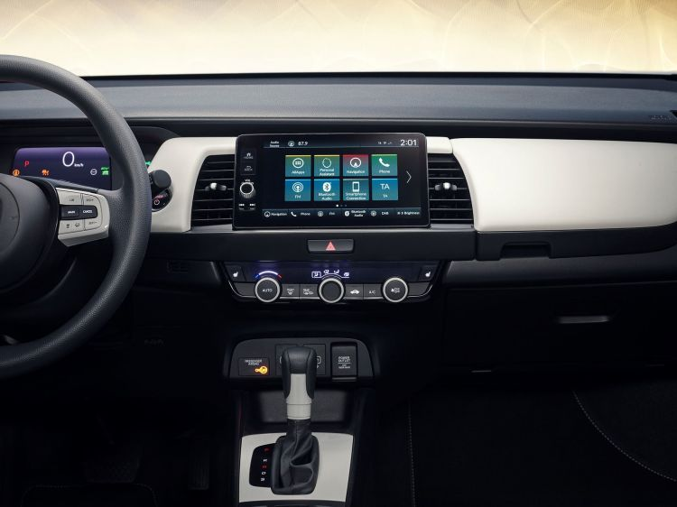 Honda Jazz 2020 11