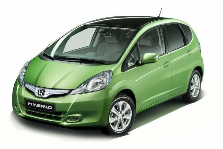 Honda Jazz Hybrid, el Insight monovolumen se destapa