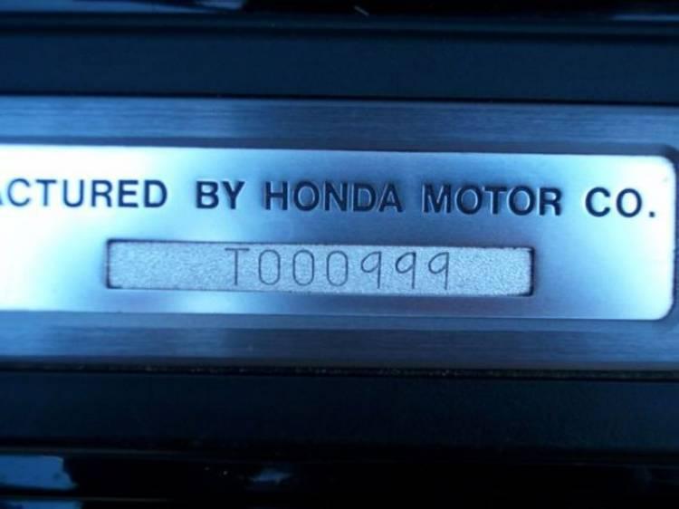 A subasta en eBay el que podría ser el Honda NSX de Ayrton Senna