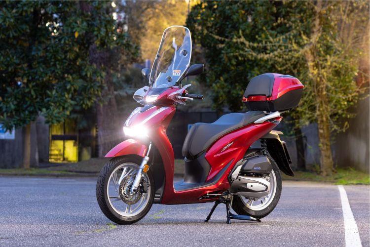 2020 Honda Sh125
