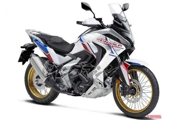 Honda Transarp750 Youngmachine 1