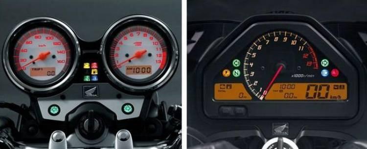 Placeres prohibidos: Honda VTR 250, estética Monster sólo para Japón
