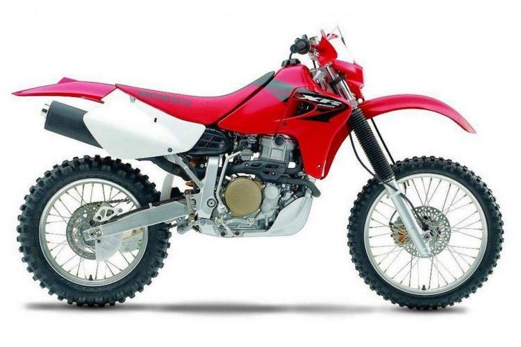 Honda Xr 650 R 2