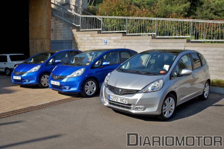 Honda Jazz Hybrid, presentación en Barcelona
