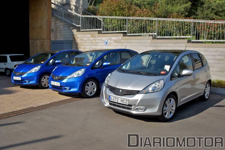 Presentación del Honda Jazz Hybrid en Barcelona
