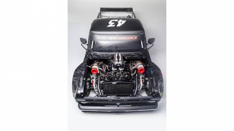 Hoonitruck Ford F 150 6