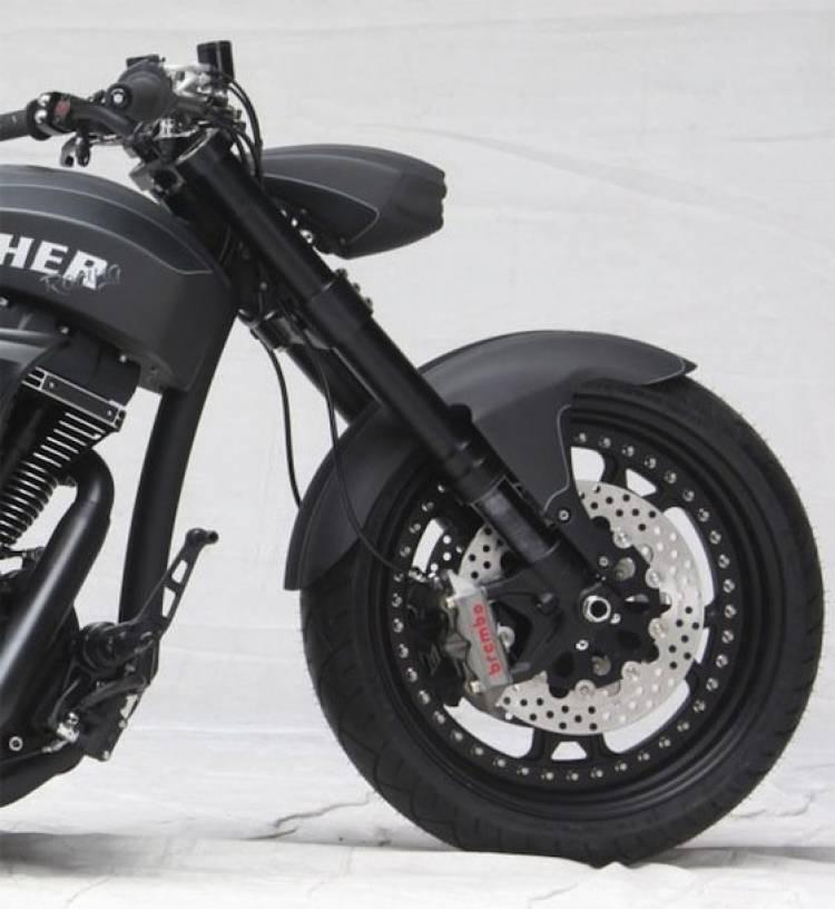 H&R Erbacher The One