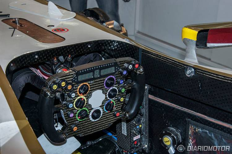 La Caja Mágica - HRT F1 Team