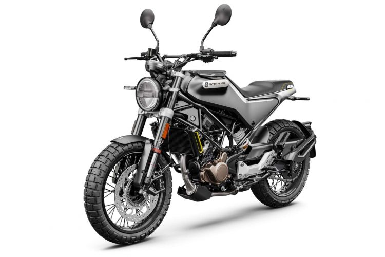 Husqvarna Svartpilen 125 2021 05 Oferta Motos 125 Cafe Racer Abril 2021
