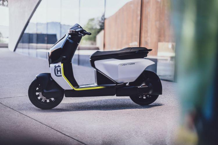 Husqvarna Vektorr Concept Scooter Electrico 02