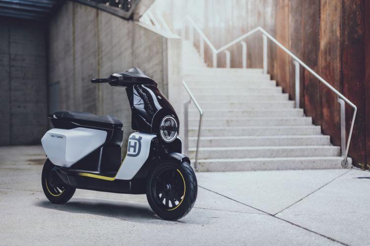 Husqvarna Vektorr Concept Scooter Electrico 03