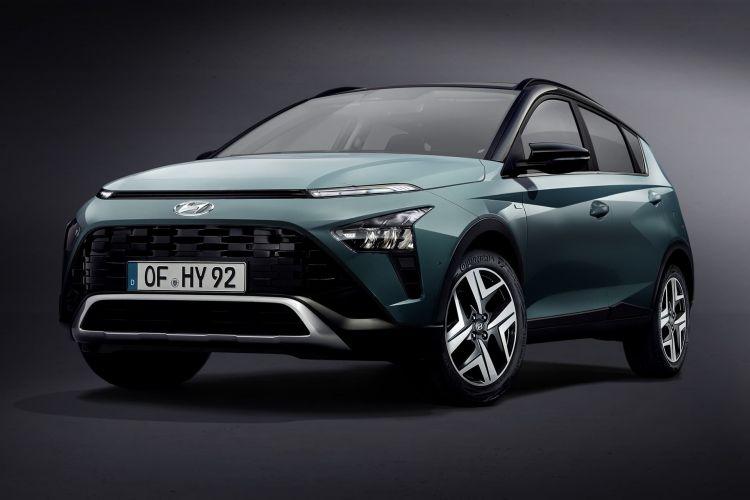 Hyundai Bayon 2021 0221 003