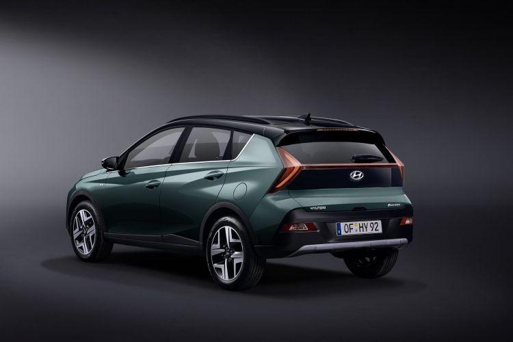Hyundai Bayon 2021 0221 006