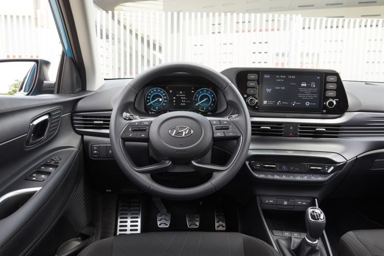 Hyundai Bayon 2021 Prueba 0621 133