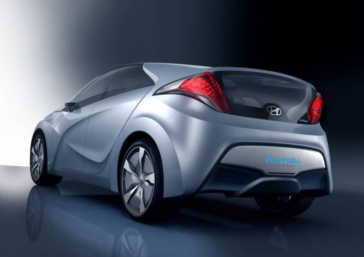 Hyundai Blue Will Concept
