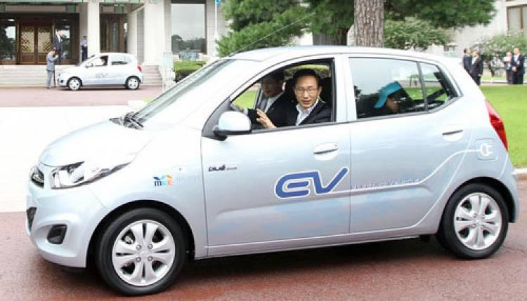 Hyundai BlueOn