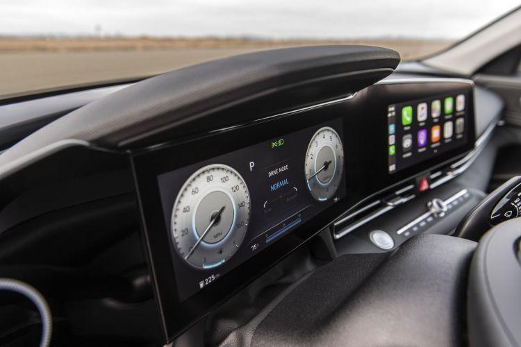 Hyundai Elantra 2020 20