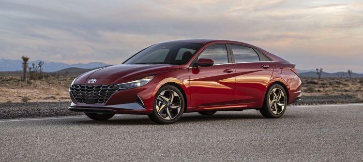 Hyundai Elantra 2020 P