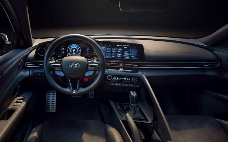 Hyundai Elantra N 2022 14