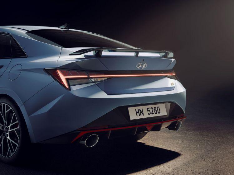 Hyundai Elantra N 2022 17