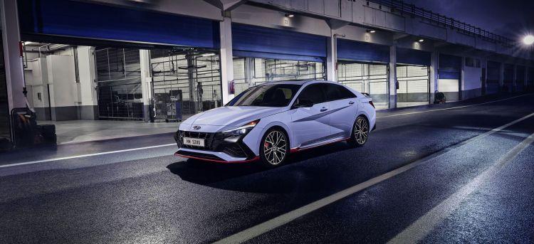 Hyundai Elantra N 2022 P