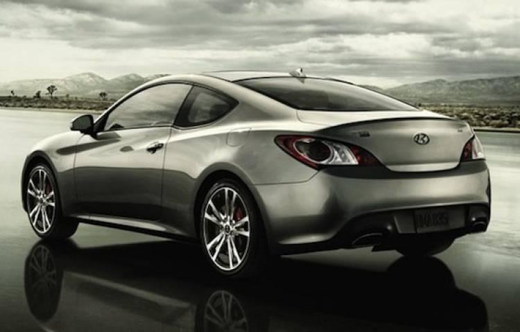 Hyundai Genesis Coupé 2011