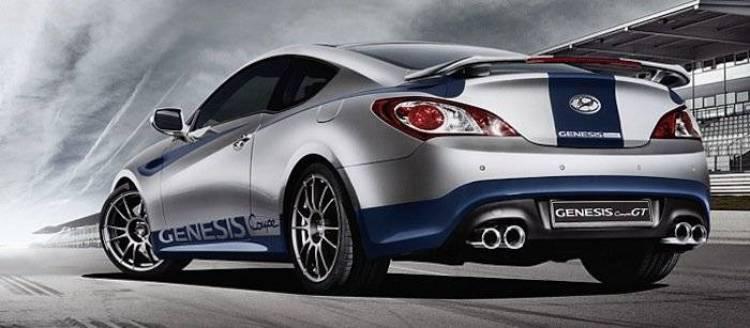 Hyundai Genesis Coupé GT