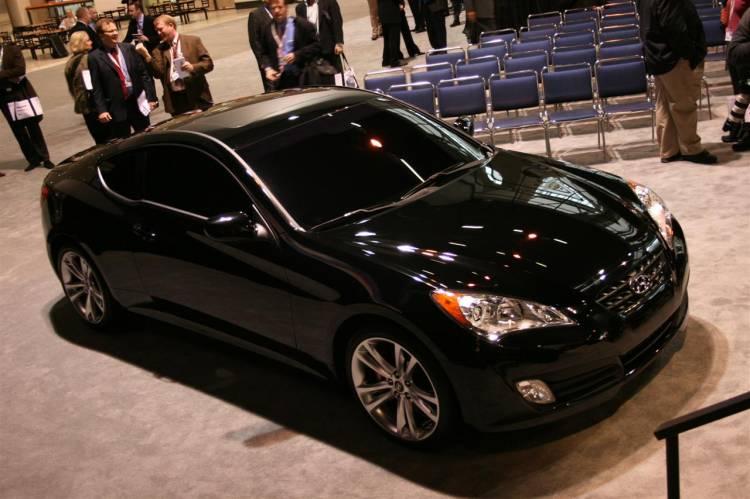 Hyundai Genesis Coupé R-Spec