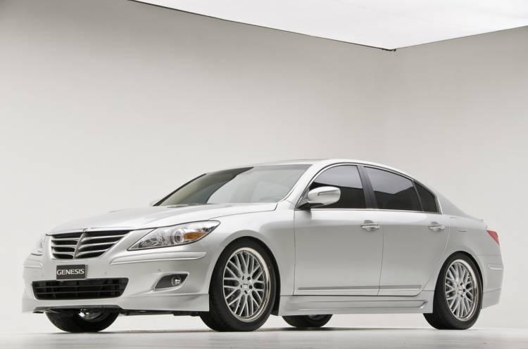 Hyundai Genesis RKSports Concept