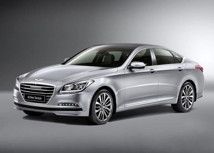 Hyundai Genesis Segunda Generacion 0521 01
