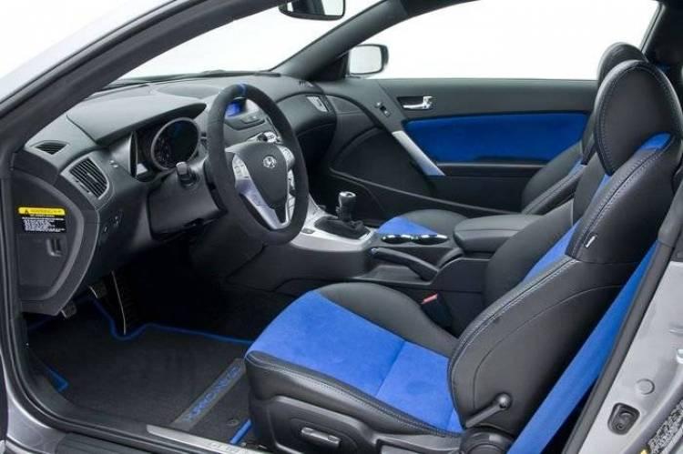 Hyundai Genesis Coupé Hurricane SC, potencia desbordada