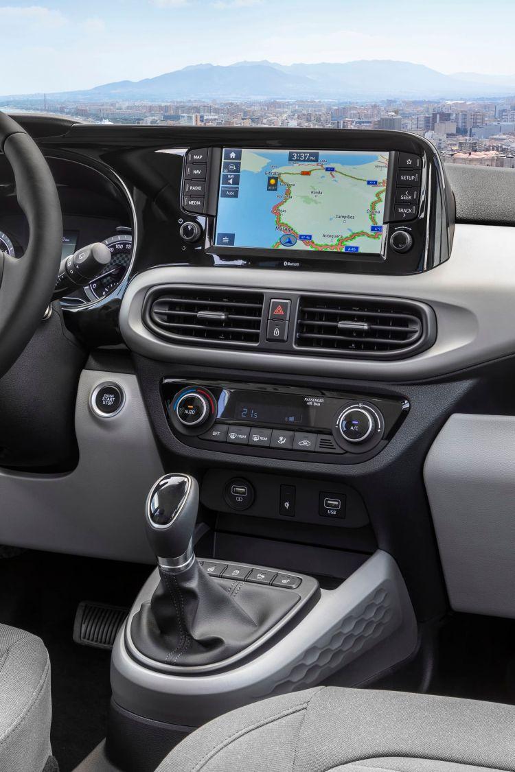Hyundai I10 2020 Interior 3