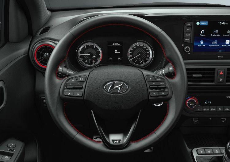 Hyundai I10 N Line 2