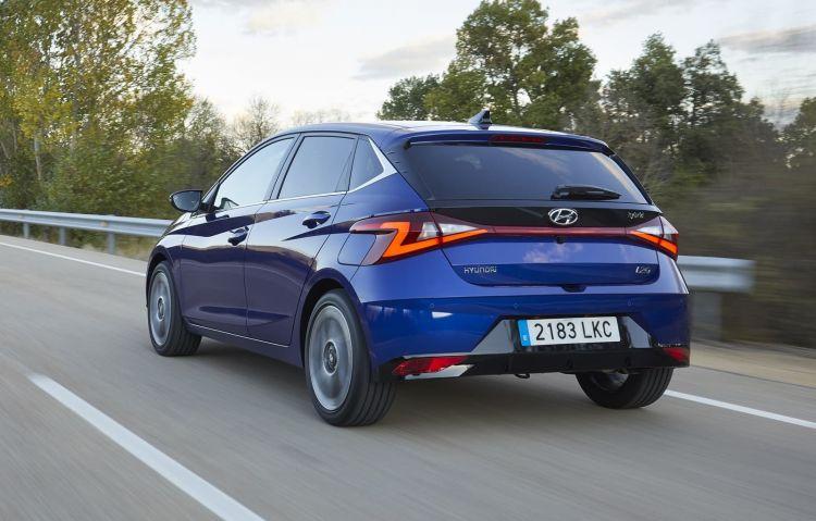 Hyundai I20 2021 Prueba 005