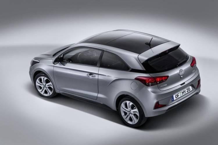 Hyundai i20 Coupé: aire fresco para el segmento B