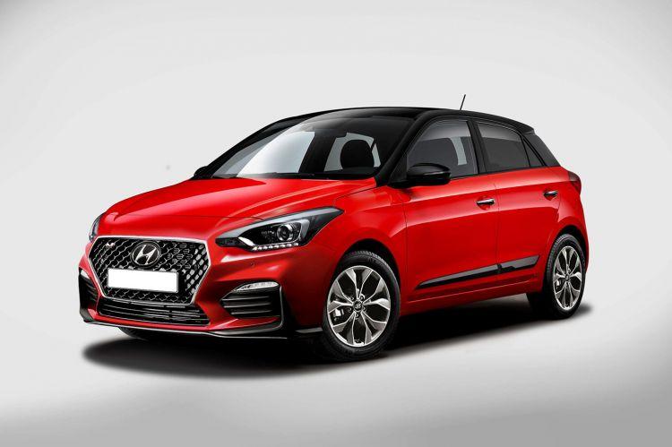 Hyundai I20 N Adelanto 1