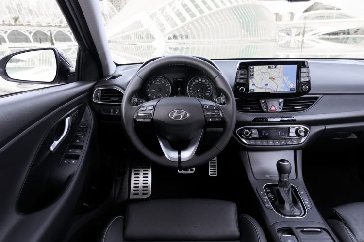 Hyundai I30 Fastback Oferta Agosto 2021 14 Interior