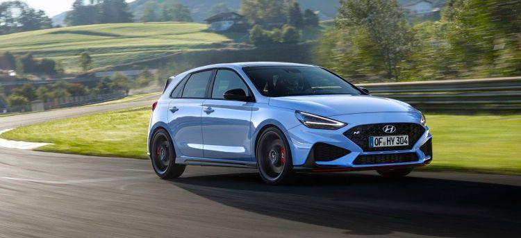 Hyundai I30 N 2021 P