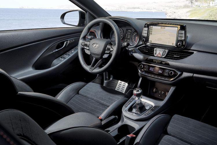 Hyundai I30 N Fastback I30 Fastback N Interior2