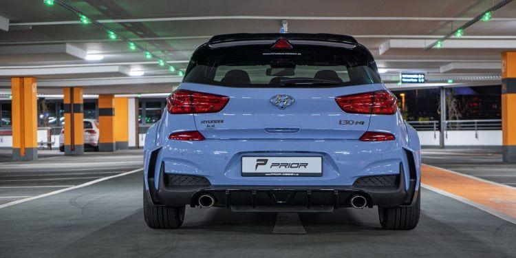 Hyundai I30 N Prior Design 3 1