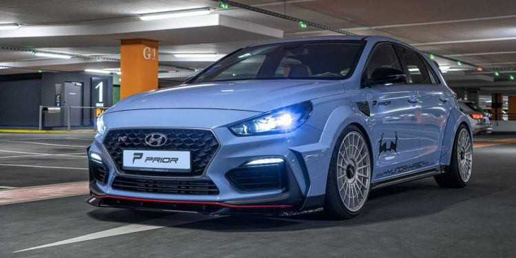 Hyundai I30 N Prior Design 6 1