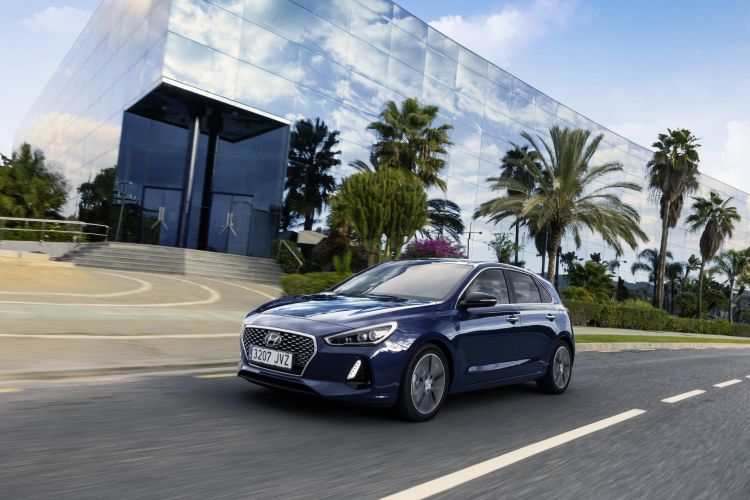 Hyundai I30 New Generation I30 Exterior 7