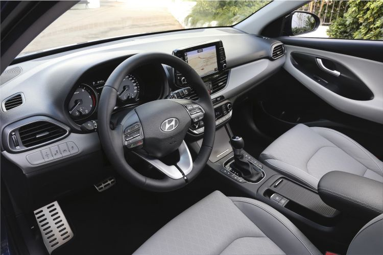 Hyundai I30 New Generation I30 Interior 1