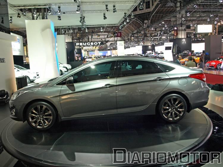 Hyundai i40 en el Salón de Barcelona